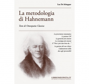 metodologia hahnemann