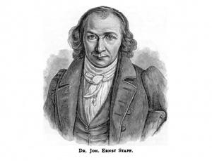 Johan Ernst Stapf