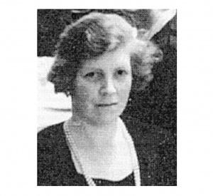 Margaret Lucy Tyler