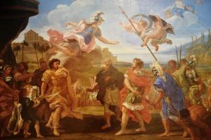 Litigio di Achille e Agamennone