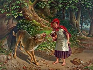 Materia Medica delle favole: Cappuccetto Rosso