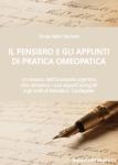 Il Pensiero e gli Appunti di Pratica Omeopatica  Tomas Pablo Paschero   Salus Infirmorum