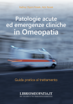 Patologie Acute ed Emergenze Cliniche in Omeopatia  Radhey Shyam Pareek Alok Pareek  Salus Infirmorum