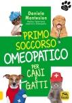 Primo Soccorso Omeopatico per Cani e Gatti  Daniela Montesion   Macro Edizioni