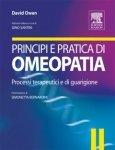 Principi e pratica di Omeopatia  David Owen   Edra