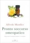 Pronto soccorso omeopatico  Alfredo Mandice   Edizioni Enea