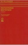 Repertorio sintetico: Sonno Sogni Sessualità  W. Klunker   Nuova Ipsa Editore