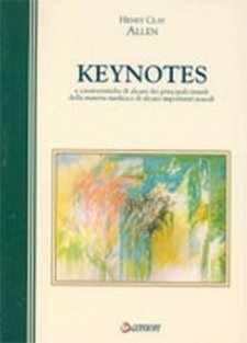 Keynotes  Henry Clary Allen   Cemon