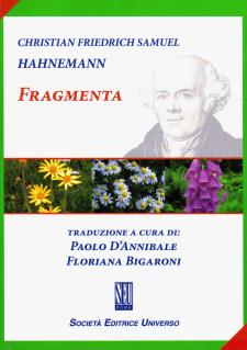 Fragmenta  Samuel Hahnemann