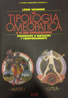 La Tipologia Omeopatica e le sue applicazioni (Vecchia edizione)  Leon Vannier   Red Edizioni