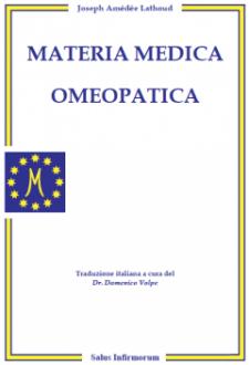 Materia Medica Omeopatica  Joseph Amédée Lathoud   Salus Infirmorum