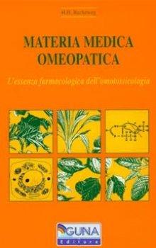 Materia Medica Omeopatica  Hans-Heinrich Reckeweg   Guna Editore