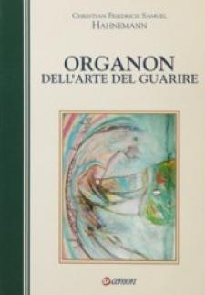 Organon dell'arte del guarire  Samuel Hahnemann   Cemon