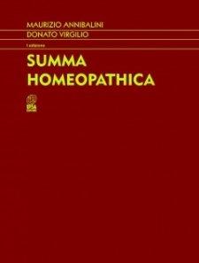 Summa Homeopathica  Maurizio Annibalini Donato Virgilio  Nuova Ipsa Editore